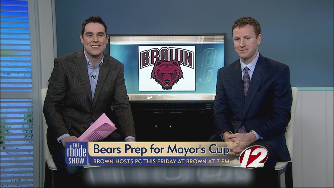 brown hockey rhode show_110621