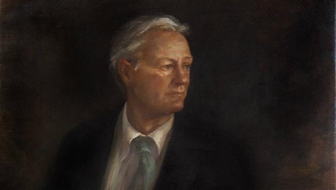 Governor Chafee portrait_110962
