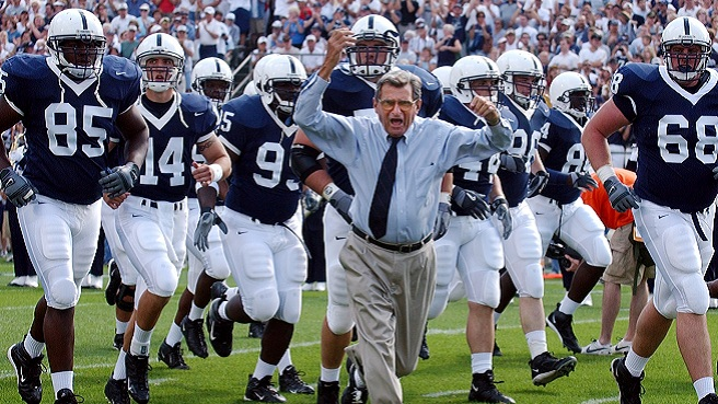 Penn State head coach Joe Paterno_115975