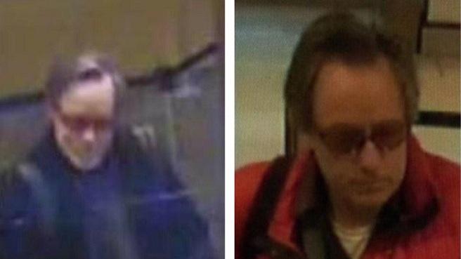 New York, Providence bank robbery suspect MIT professor Joseph Gibbons_113821