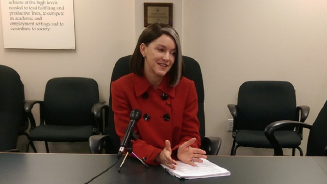 RI Education Commissioner Deborah Gist_117144