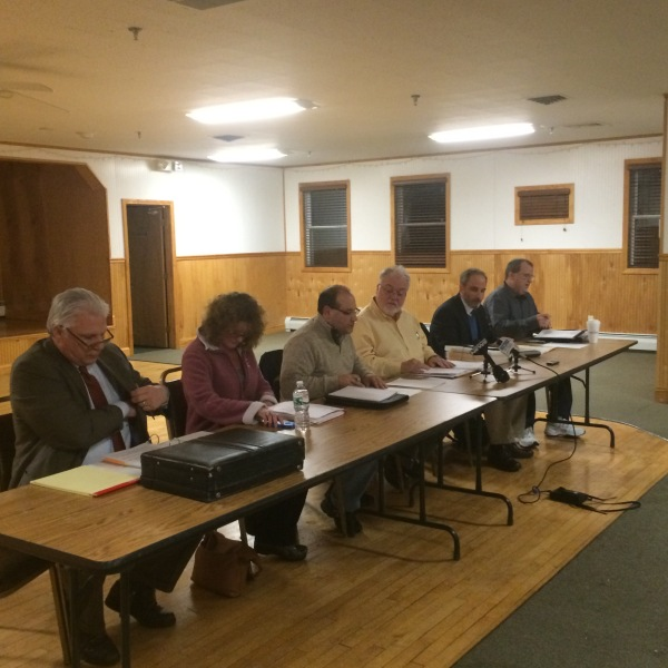 Coventry Fire District Meeting_128111