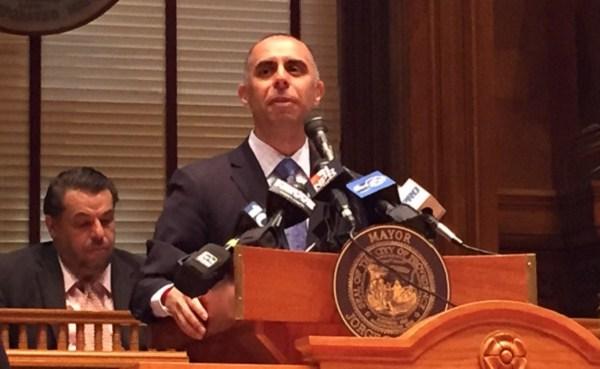 Providence Mayor Jorge Elorza delivers budget address_168260