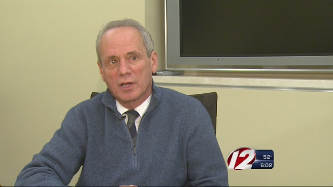 Boston Red Sox and PawSox owner Larry Lucchino_167441