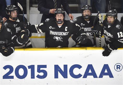 NCAA Providence Miami Ohio Hockey_158792