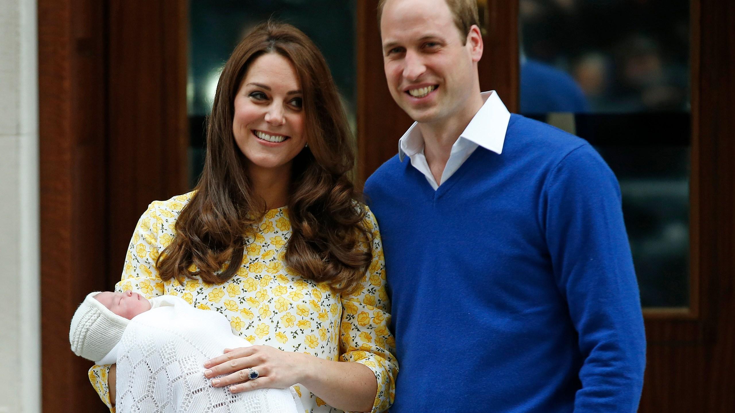 Britain Royal Baby_169220