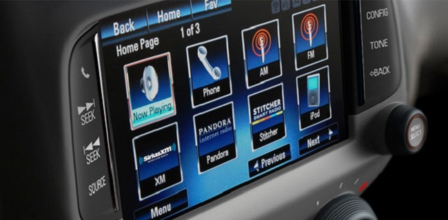 Automakers announce plans to turn car dashboards into