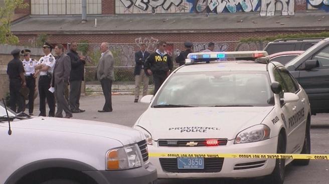 Providence homicide scene_176588