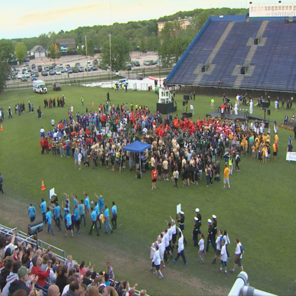 Rhode Island Special Olympics brings Athletes from across the State_178060