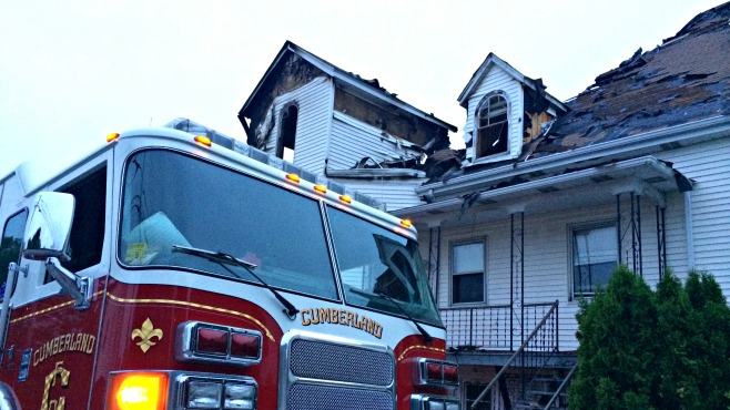 Fire chief: Building renovations left spaces for flames to grow