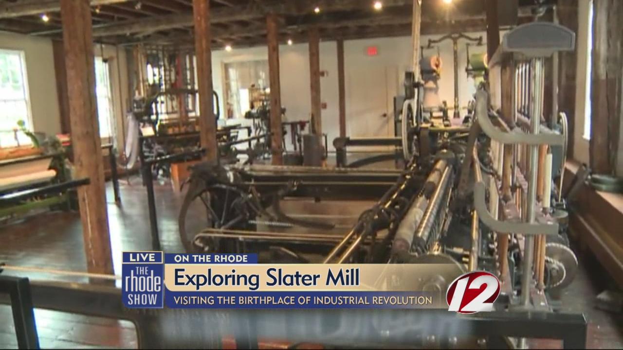 slater mill_186399