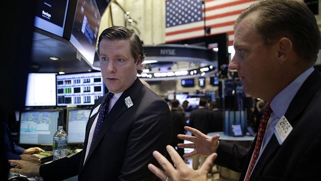 Financial Markets Wall Street_189895