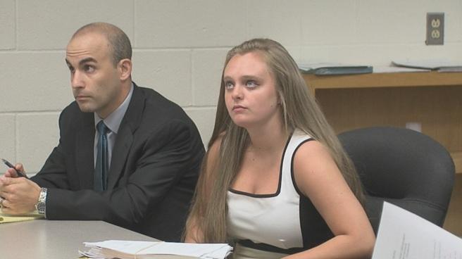 Michelle Carter in court_181190