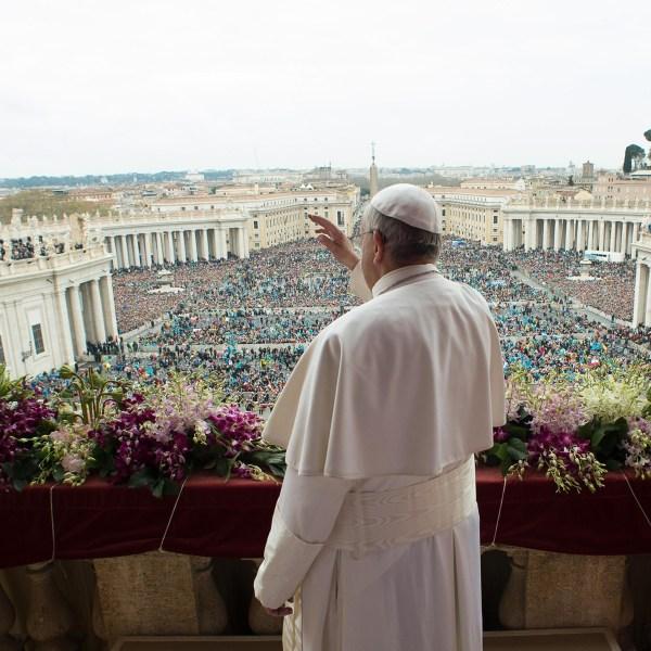 Vatican Pope Easter_160986
