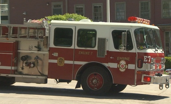 Providence fire truck_206541