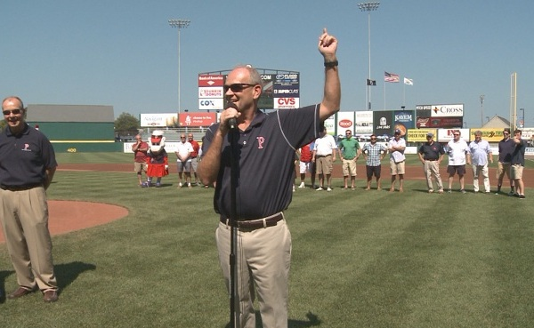PawSox honor Vice President and General Manager Lou Schwechheimer_207492