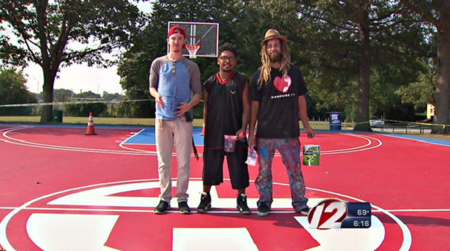 street stories EP basketball court_207163