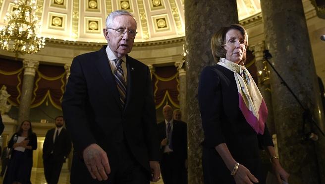 Nancy Pelosi, Harry Reid_222951