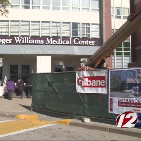 roger williams medical center construction_219850