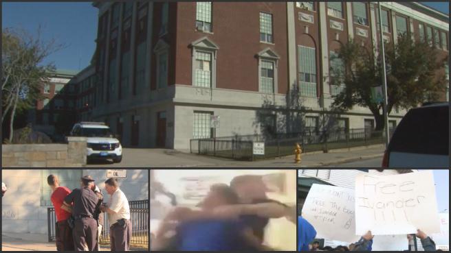 Tolman High School altercation, protest_219159