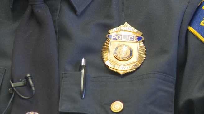 Warwick Police Chief badge_222085