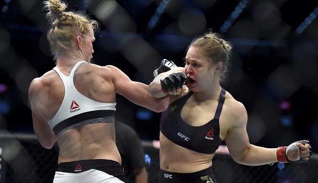 Holly Holm, Ronda Rousey_227663