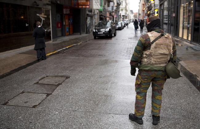 Belgium France Attacks_230004