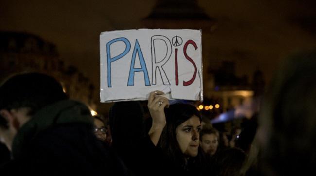 Britain France Paris Attacks_227596