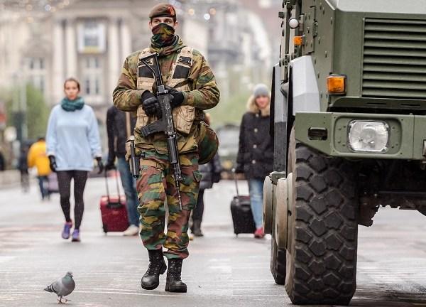 APTOPIX Belgium Paris Attacks_230135