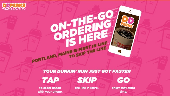 dunkin donuts on the go ordering_229280