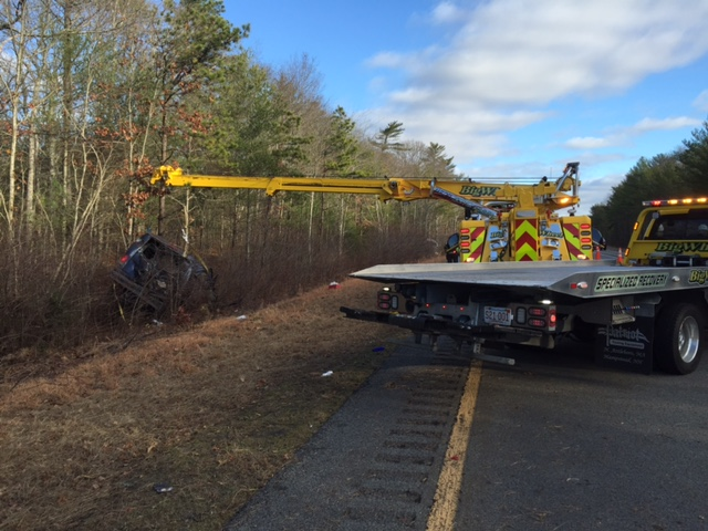 Crash on I-195 in Marion_236981