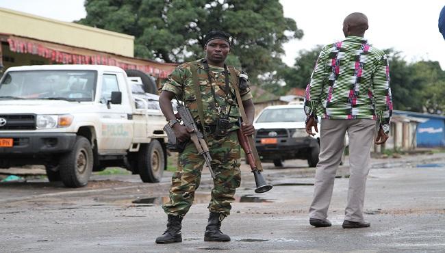 Burundi Unrest_235966