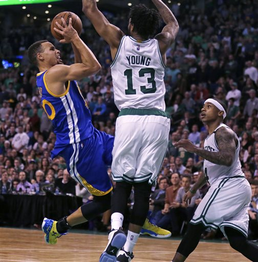 Stephen Curry, James Young_236183
