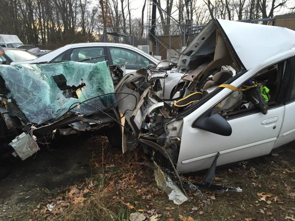 East Providence Car Wreck (Christmas Night)_239464