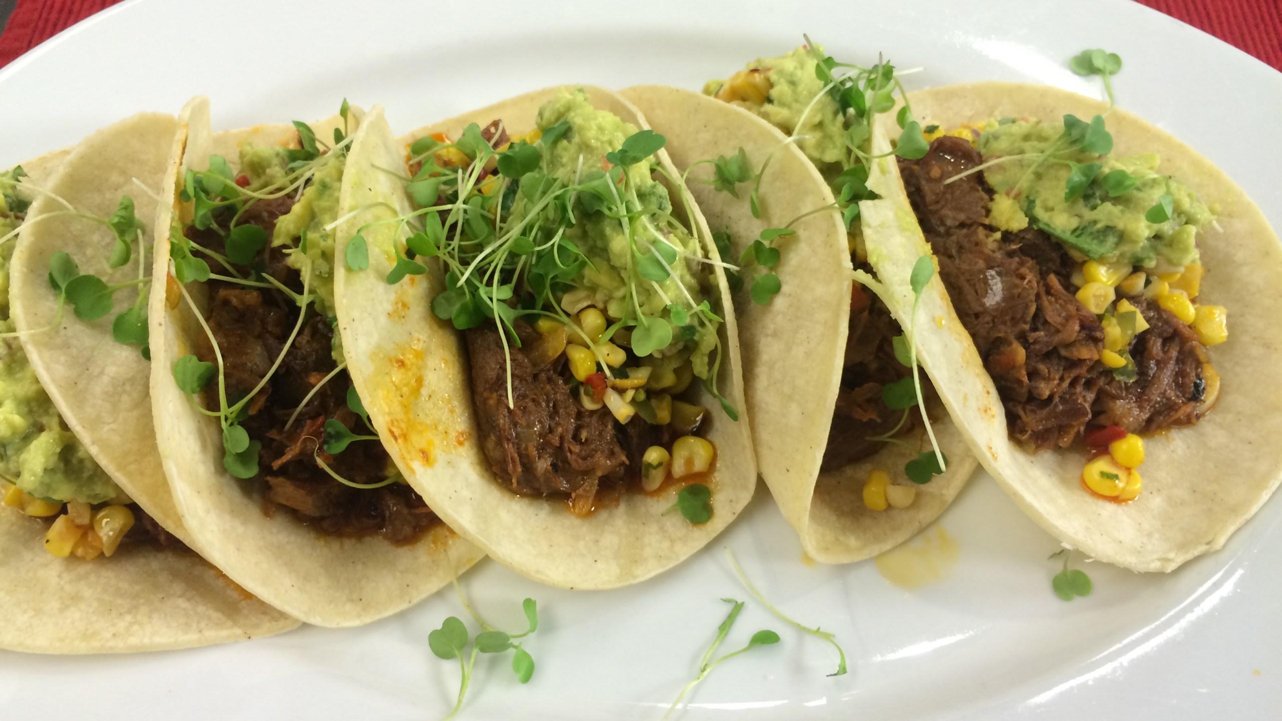 Chorizo Braised Short Rib Tacos_97712