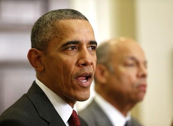 Barack Obama, Jeh Johnson_231152