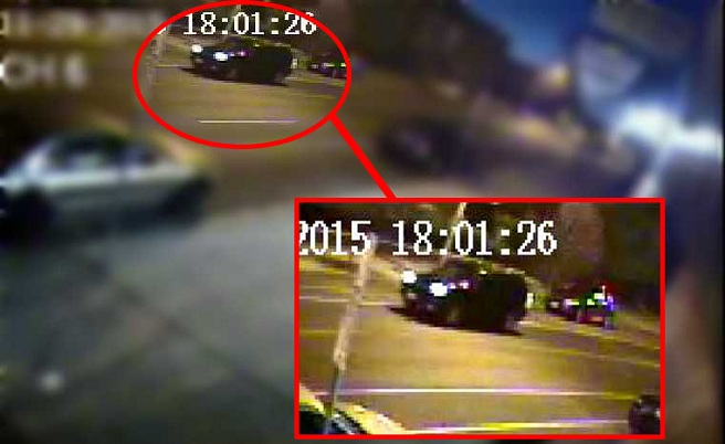 Suspect vehicle in Providence hit-and-run_232951