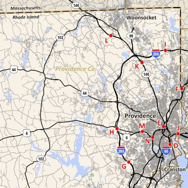 map ridot toll gantry proposed locations_241609