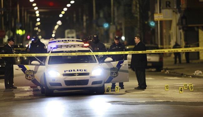 APTOPIX Philadelphia Officer Ambushed_242652