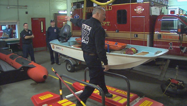 Smithfield Fire Captain_ 'There's no safe ice anywhere'_246635