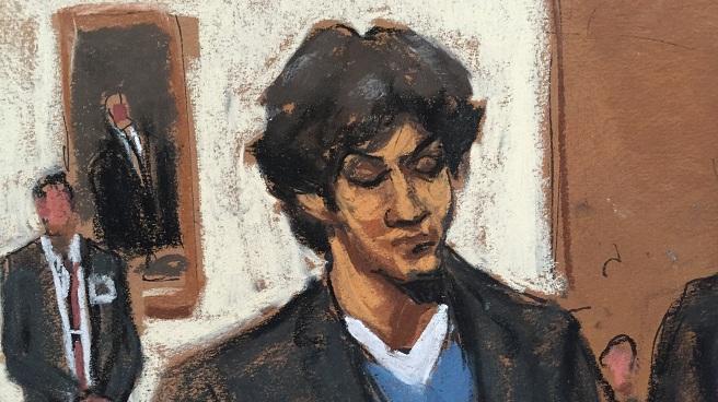 Dzhokhar Tsarnaev guilty verdict_162671