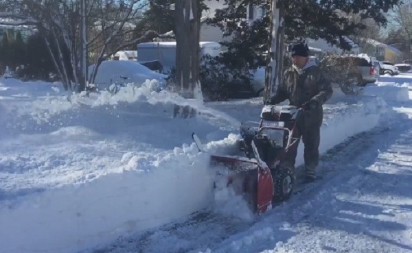 Westerly snow blower_249869