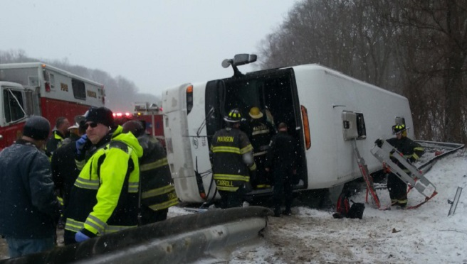 Bus crash in Madison, Connecticut_257282