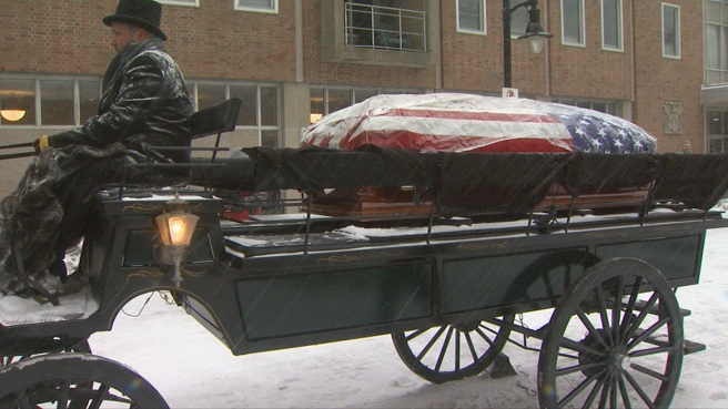Funeral procession for Buddy Cianci_257350