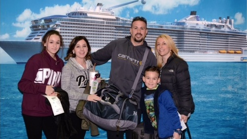 Mercurio family stuck on cruise ship_258016