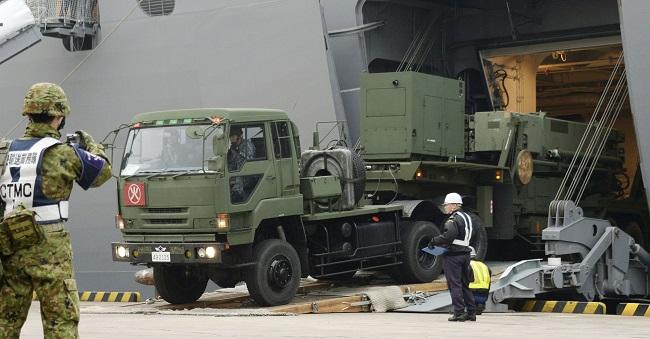 Japan North Korea Rocket Launch_256613