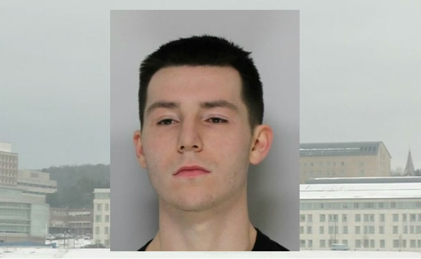 UMass Amherst assault suspect William McKeown_263006