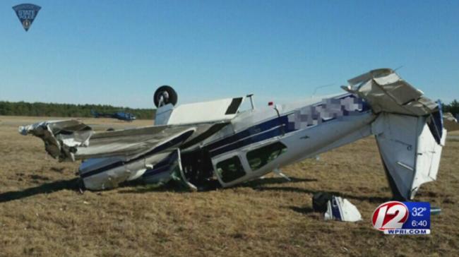 plymouth plane crash_266997