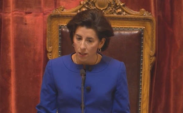 Gov. Gina Raimondo state of the state address 2016_254457