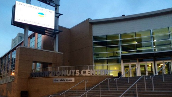 RI seeks to rent the Dunk for assembly of coronavirus testing kits - WPRI.com
